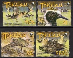TOKELAU ISLANDS SG382/5 2007 ENDANGERED SPECIES MNH