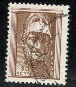 Greece Scott 575 Used stamp