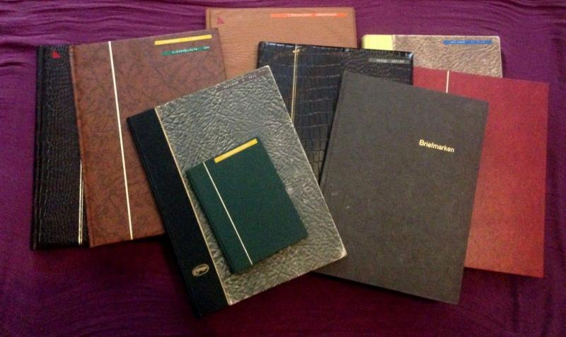 VATICAN LARGE M&U Collection In 9 Stockbooks (1000s)ALB 189