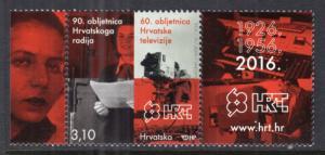 Croatia 989 MNH VF