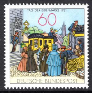 Germany 1361 MNH VF