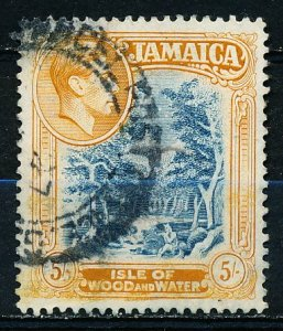 Jamaica #127 Single Used