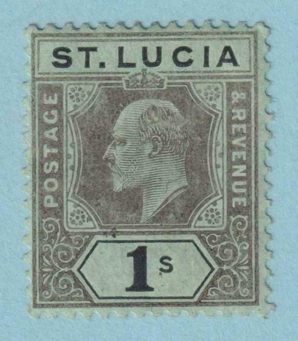 ST LUCIA 62  MINT HINGED OG * NO FAULTS VERY FINE!
