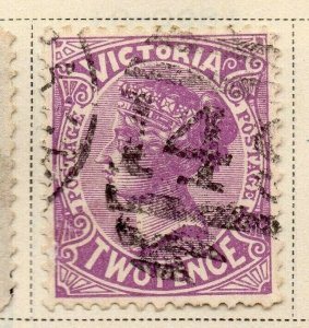 Victoria 1881-83 Early Issue Fine Used 2d. 326803