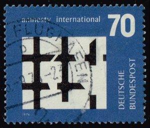 Germany #1150 Amnesty International; Used (4Stars)