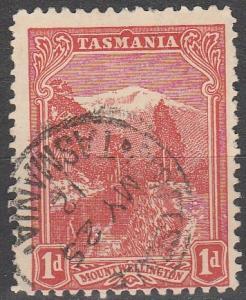 Tasmania #103 F-VF Used   (S5844)