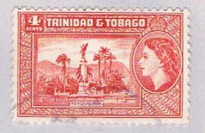 Trinidad & Tobago 53A Used Memorial Park 1938 (BP31220)