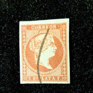 Spain 47, VF, CV $29