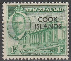 Cook Is #127 MNH F-VF (SU3547)