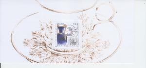 2018 France Ceramics  Souvenir  (Scott NA) MNH