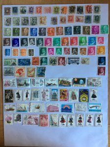 Spain 100+ stamps - Lot B