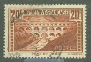 France 254A Used VF
