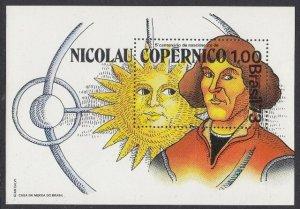 Brazil 1301 Copernicus SS mint