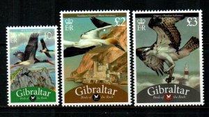 Gibraltar #1202-1204  MNH  Scott $16.35