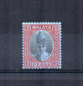 Malaysia - Perak 1940 $1 MH