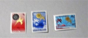 Trinidad and Tobago - 173-75, MNH Set. Congress. SCV - $0.75