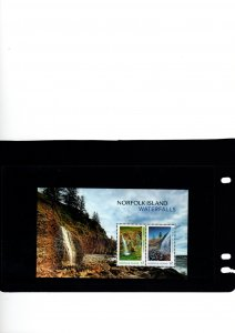 Norfolk Island Waterfalls M/s MNH