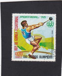 Equatorial Guinea  #7660   (1976 ) used