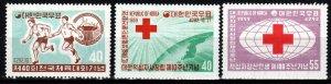 Korea #294-6 F-VF Unused CV $4.40 (X9645)