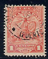 Paraguay Scott # 92, used