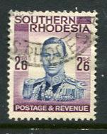 Southern Rhodesia #53 Used