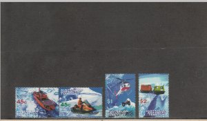 AUSTRALIAN ANTARTIC TERRITORY L108a-L110 MNH 2019 SCOTT CATALOGUE VALUE $13.50