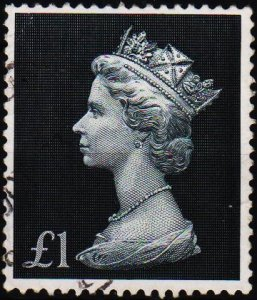 Great Britain. 1969 £1 S.G.790 Fine Used