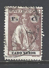 Cape Verde Sc # 147 used (RS )
