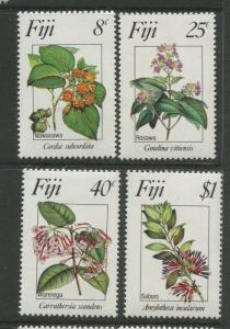 Fiji - Scott 495-498 - General Issue - 1983 - MNH -  Set of 4 Stamps