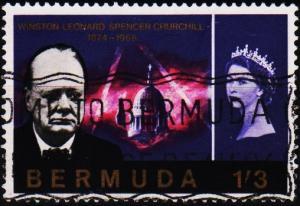 Bermuda. 1966 1s3d S.G.192 Fine Used