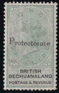 Bechuanaland 1888- 1890 SC 54 Mint