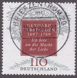 Germany # 1985, Gerhard Tersteegen - Author, Used Set