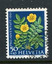 Switzerland #B250 Used (Box1)