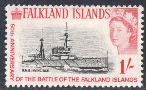 FALKLAND ISLANDS SCOTT 152