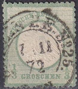 Germany #15  Used  CV $15.00 (A19087)