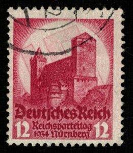 Reich, 12 Pf, 1934, Germany (T-5782)