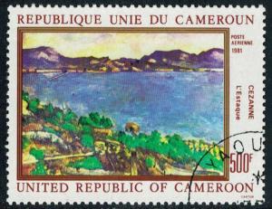 Cameroun Scott C296 Used.