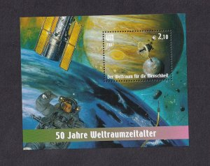 United Nations Vienna  #411    MNH  2007 sheet space