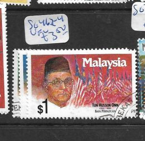 MALAYSIA  (P0907B) SG 462-4     VFU
