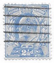Great Britain  Scott 148  Used