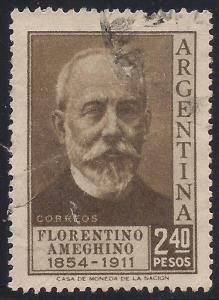 Argentina 658 Used VF