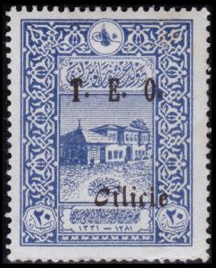 Cilicia Scott 77 (1919) Mint H VF, CV $13.50
