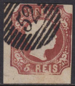 Portugal 1855 SC 5 Used
