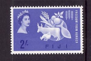 Fiji-Sc#198-unused LH Omnibus set-Freedom from Hunger-Cows-id2-1963-