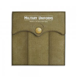 United Kingdom - Kit for collecting military uniforms.