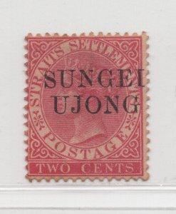 Malaya Sungei Ujong - 1885-90 - SG43 - 2c - MH #630