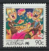 Australia SG 1134  SC# 1076  Used / FU Banking
