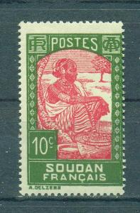 French Sudan sc# 67 mnh cat value $.50
