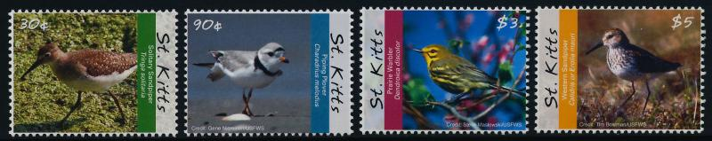 St Kitts 745-8 MNH Birds