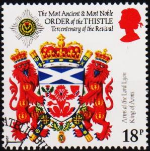 Great Britain. 1987 18p S.G.1363 Fine Used